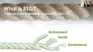 Sarah Gordon – Sustainability and ESG | GEW 20 x 20