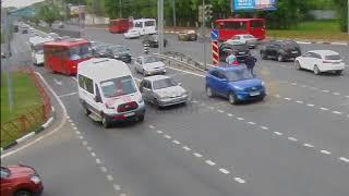 ДТП Московский/Фрунзе. 02.06.18.