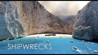 New Video: Shipwrecks in Greece