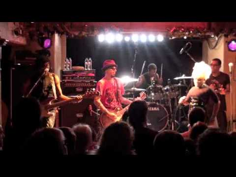 Mothers Finest live Medley, Switzerland 2011