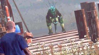 GTA 5 Swamp Monster Sighting & Location? (GTA 5 Easter Eggs)