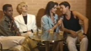 Duran Duran -  Simon Le Bon on Liberty 1990