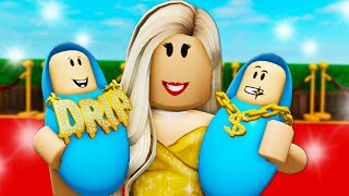 Các cặp song sinh được sinh ra để trở nên nổi tiếng! Phim Roblox