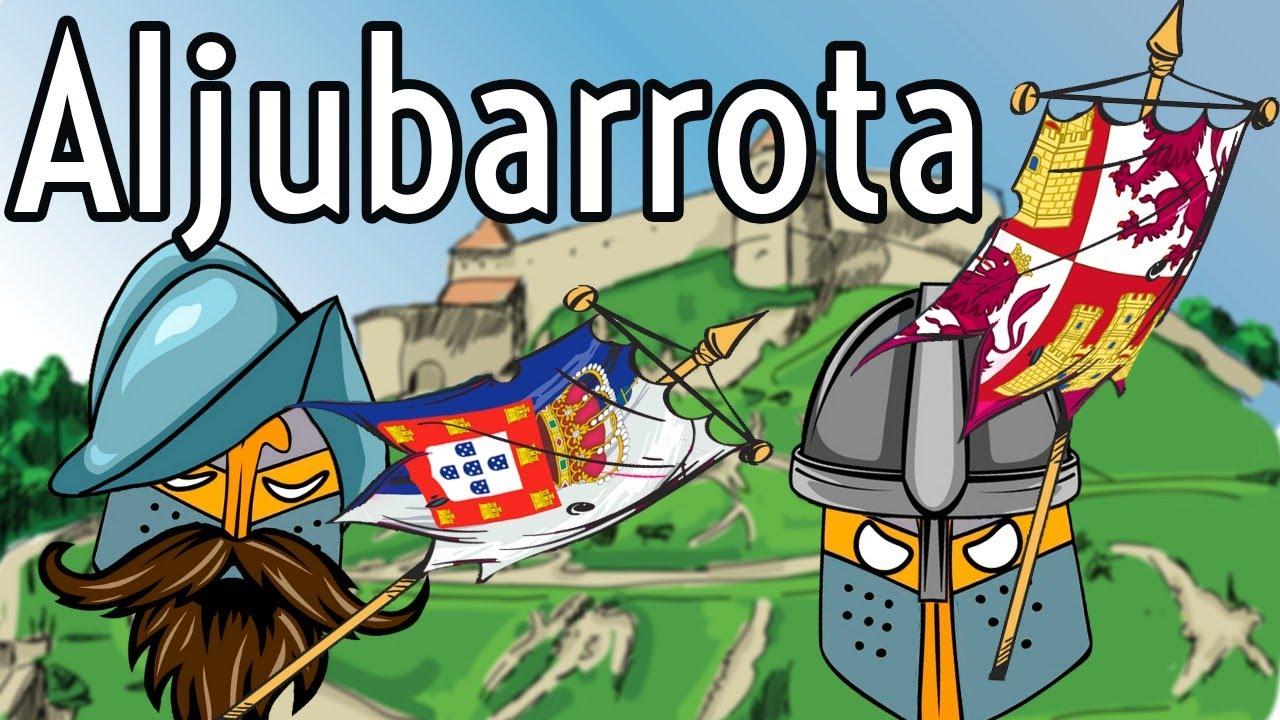 A Batalha de Aljubarrota é a batalha mais importan...
