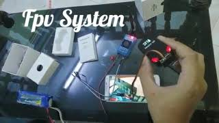 Fpv System In Drones live Video