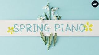 봄에 듣기 좋은 가요 피아노 커버 모음 | Sweet & Happy Spring Kpop Piano