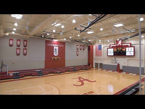 The University of Alabama: Stran-Hardin Arena for Adapted Athletics (2018)