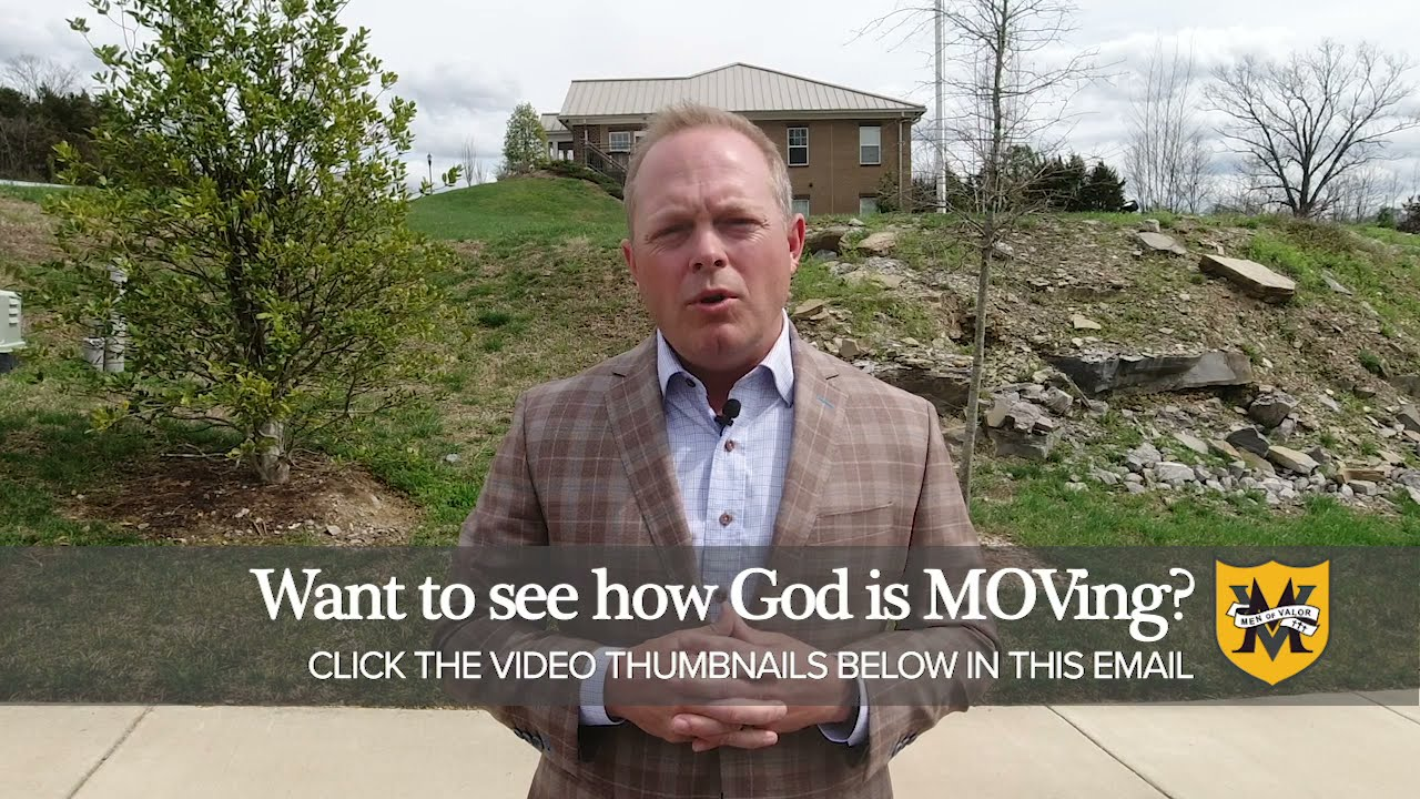 God is MOVing: Mike Baas