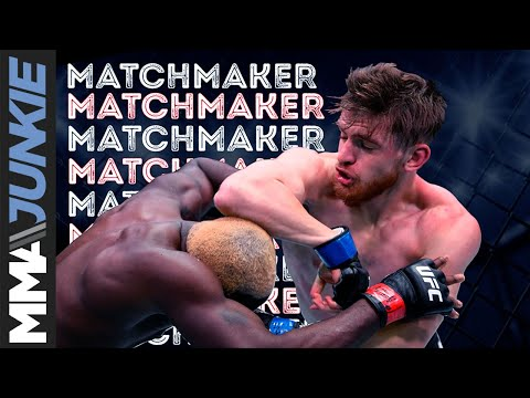 Who's next for Edmen Shahbazyan after Derek Brunson loss? | Event title matchmaker