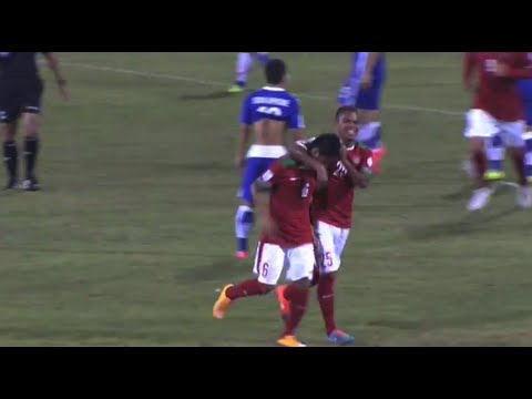 Indonesia Vs Laos: AFF Suzuki Cup 2014 Highlights