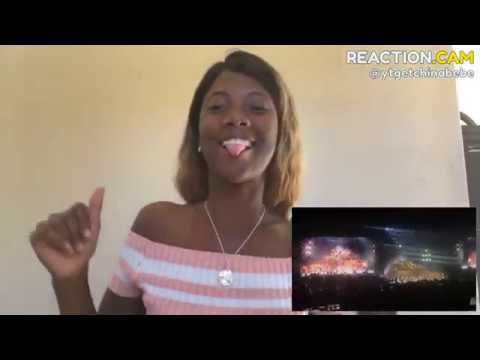 Beyoncé Epic Coachella Opening - Crazy in Love – Reaction video