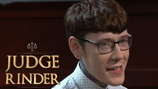 Son Spend His Mother's £4000 Business Loan on a Tattoo | Judge Rinder