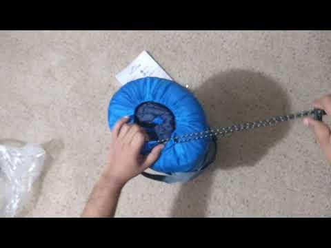 half dome sleeping bag  perfect travel companion for trekking , camping, etc