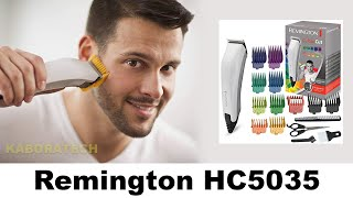 Remington HC5035 Corded Colour Cut Hair Clipper