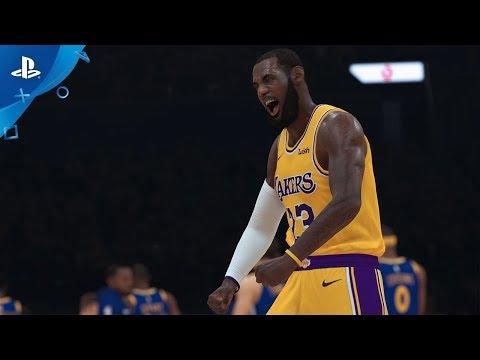 NBA 2K19 PS4 kaina ir informacija | Kompiuteriniai žaidimai | pigu.lt