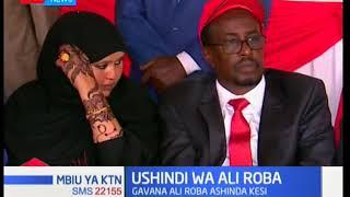 Afisa wa polisi amuua mke na mtoto kutoka kambi ya Suswa-Mbiu ya KTN