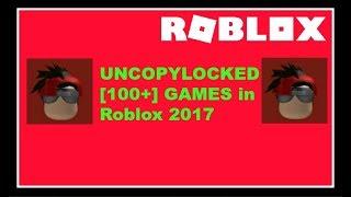 roblox famous games uncopylocked - 免费在线视频最佳电影电视节目