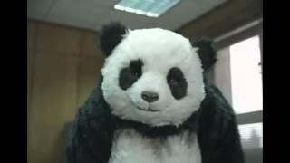 Hitler says no to panda