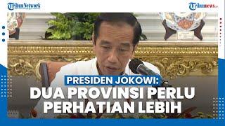 Jokowi Pertanyakan Penyebab Kasus Covid-19 di Jakarta dan Jateng Naik Drastis