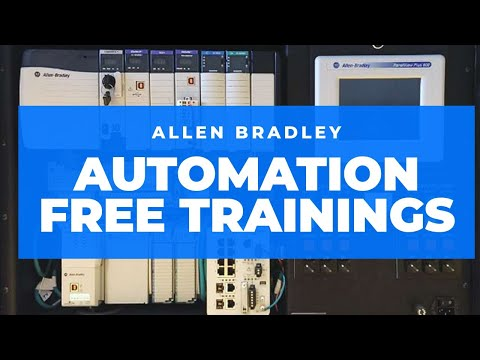 Free Allen Bradley Automation Training's: Limited time offer - YouTube