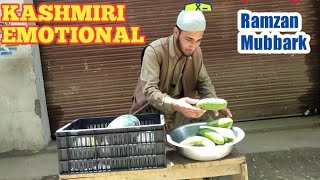 Kashmiri Drama,take care of poor,Ramzan Mubbark,Kadpora Tigers