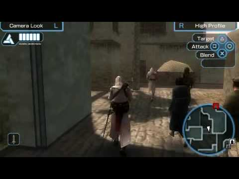 assassin's creed bloodlines psp iso fr