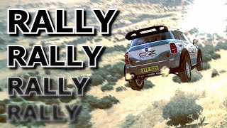 Dirt: How I Learned to Love the Rally