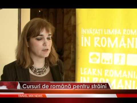Cursuri de română pentru străini