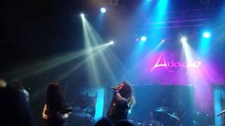 Adagio - Fire Forever - London - 28/03/10