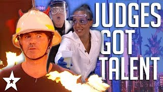 Judges GOT TALENT | BEST Moments | Got Talent Global