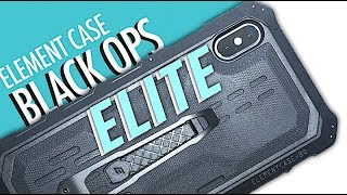 Element Case BLACK OPS ELITE | iPhone XS Max