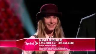 "Sawyer Fredericks - TMTTR ""It doesn"