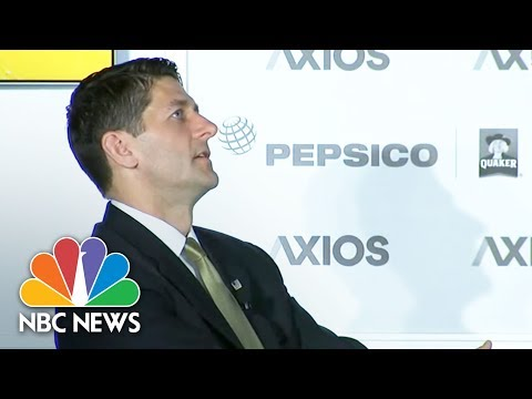 Paul Ryan Defends James Comey: I Don't Agree With President Trump's 'Nut Job' Comment | NBC News