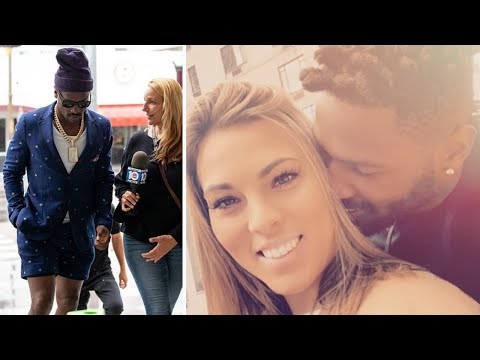 """Antonio Brown GOES NUTS On Girlfriend Chelsie  """"NO MORE WHITE WOMEN IN 2020, You Just Baby Mama #3"""""""