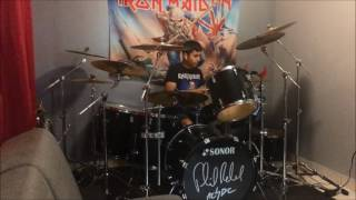 Safe in New York City - AC/DC - Drum Cover