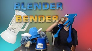 Blender Bender *VOMIT WARNING*