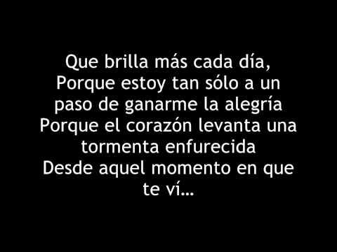 Yo No Me Doy Por Vencido - Luis Fonsi (Musica Con Letra)