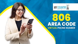 Where is area code 806 from