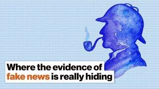 Where the evidence of fake news is really hiding | Eli Pariser