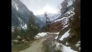preview picture of video 'kashmir tour ,Neelum valley , 2014 ,12 video'