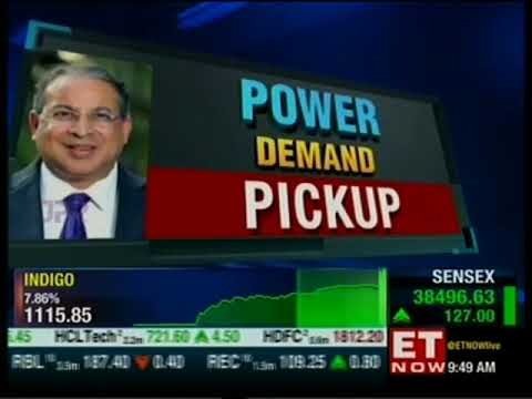 Mr Praveer Sinha MD & CEO, Tata Power discusses the of Q1 FY2020-21 results with ET now