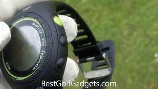 Shotsaver SG255X Golf GPS Watch Review