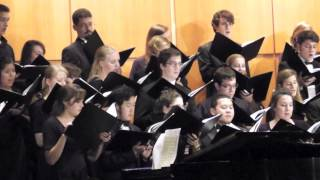 Temple Recital Choir - Zelenka