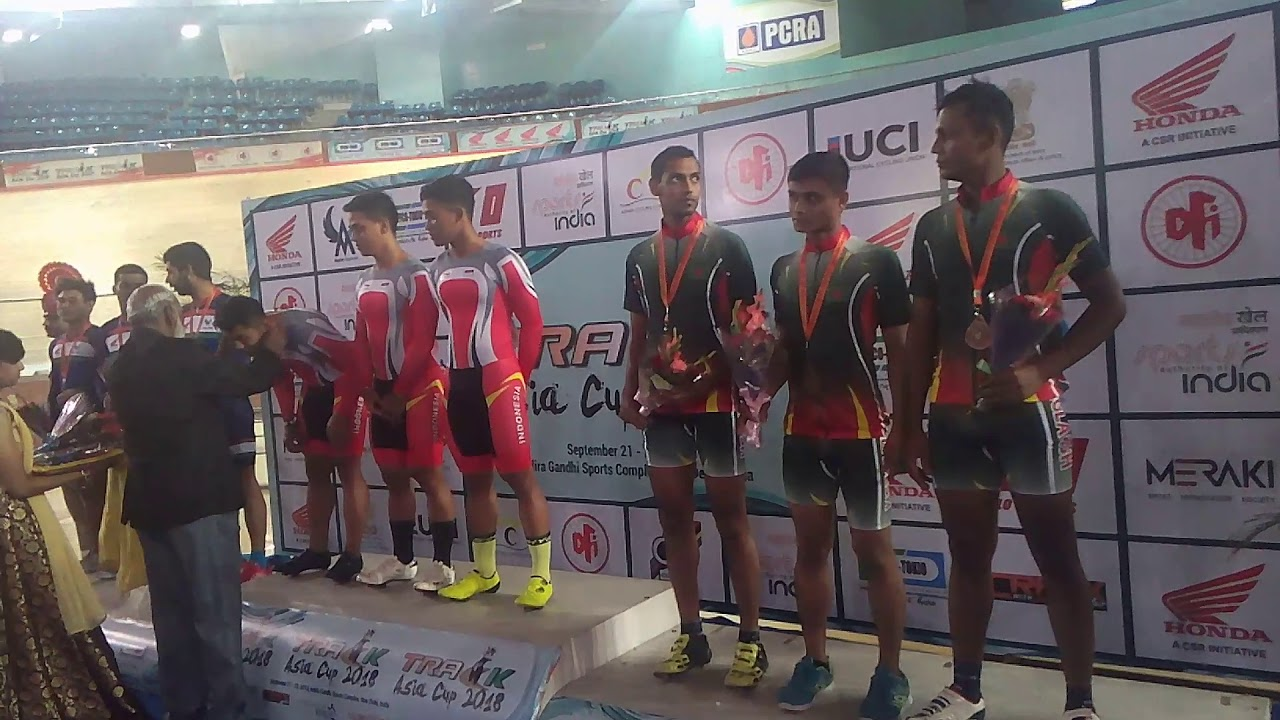 Asia Cup 2018 Prize Ceremony