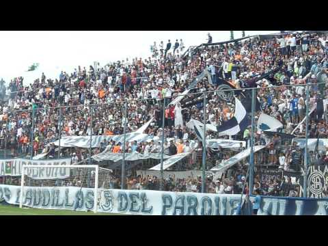 """LOS CAUDILLOS DEL PARQUE - Traicionera - Vs. Ferro (14/4/2017)"" Barra: Los Caudillos del Parque • Club: Independiente Rivadavia"