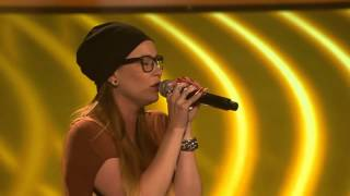 Yvonne Rüller - Under   The Voice of Germany 2013   Blind Audition