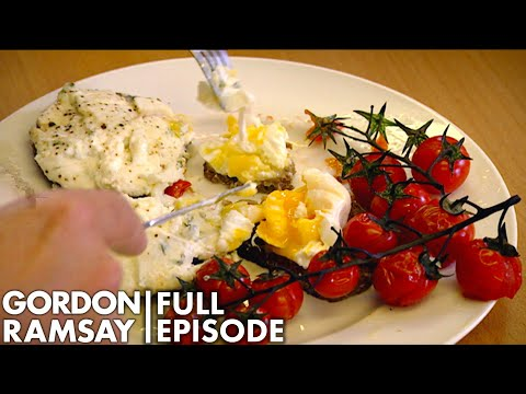 Gordon Ramsay Teaches London Underground's Emergency Responders How To Cook Healthy | The F Word