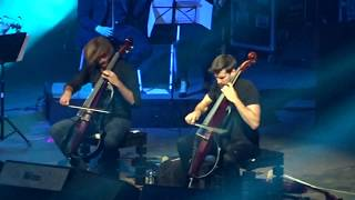 2CELLOS - Pirates Of The Carribean live in Skopje