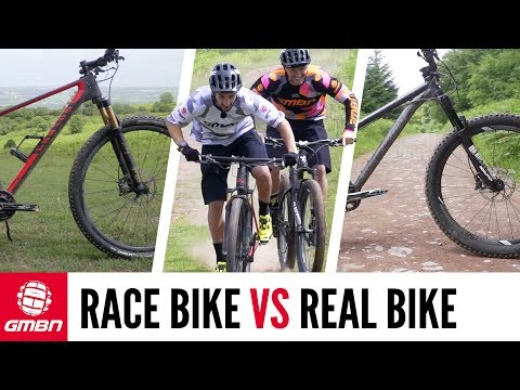XC Race Bike Vs Trail Hardtail | Which Is The Better Mountain Bike?