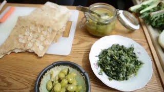 מתכון לחובזה מבושלת - מתכון דרוזי מסורתי